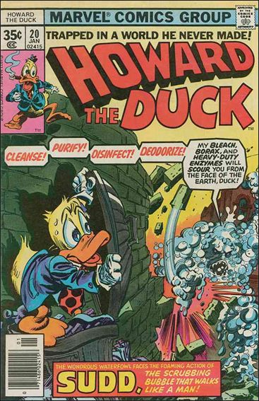 Howard the Duck (1976) 20-A by Marvel