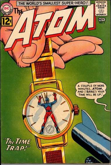 Atom 3-A by DC
