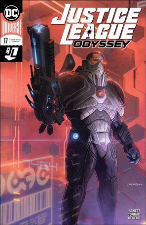 Justice League Odyssey 17-A
