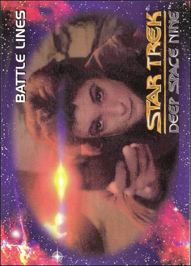 Star Trek: Deep Space Nine (Base Set) 41-A by SkyBox