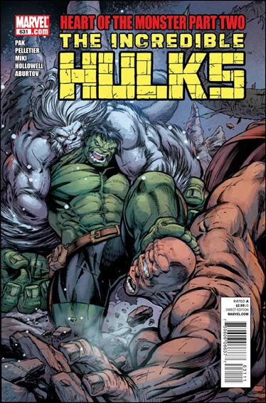 Incredible Hulks 631-A by Marvel