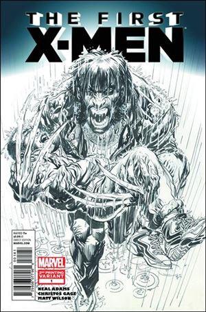 First X-Men 1-E