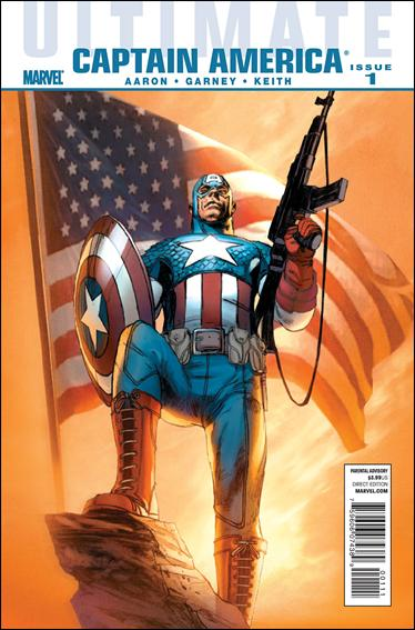 Ultimate Captain America 1-A by Marvel