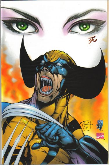 Wolverine/Shi: Dark Night of Judgment 1-B by Marvel