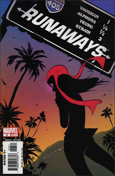 Runaways (2005) 13-A by Marvel