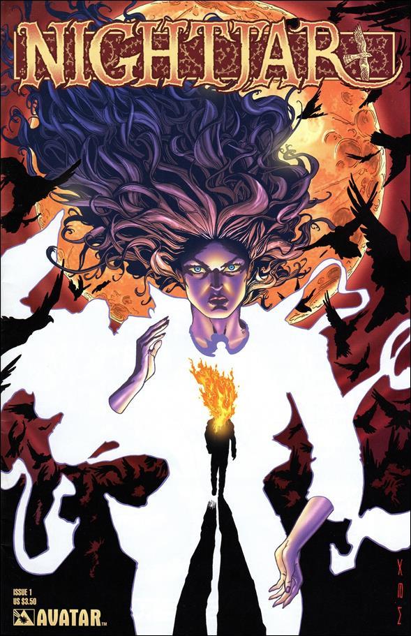 Nightjar 1-A by Avatar Press