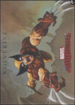 2007 Marvel Masterpieces (Promo) P5-A by Upper Deck