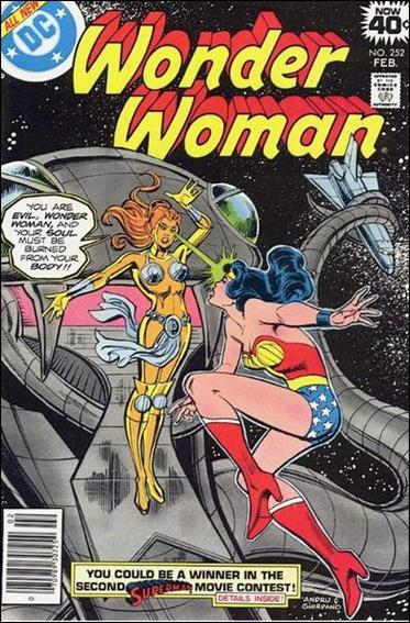 Wonder Woman (1942) 252-A by DC