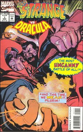 Dr. Strange vs Dracula 1-A
