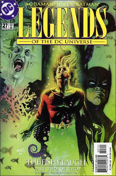 Legends of the DC Universe 27-A by DC
