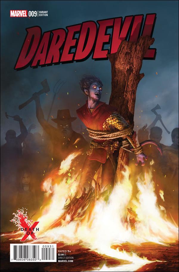 Daredevil (2016) 9-B by Marvel