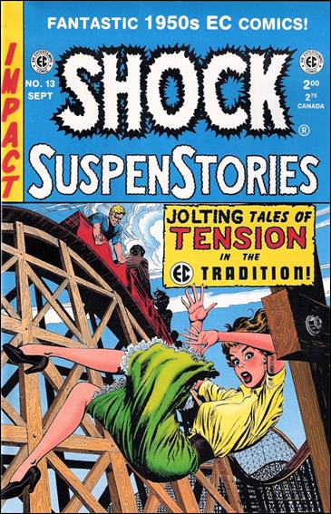 Shock SuspenStories (1992) 13-A by RCP