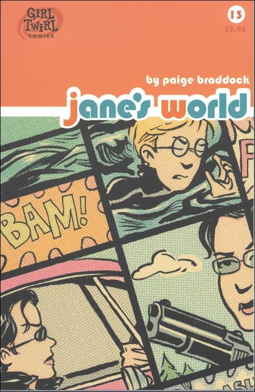 Jane's World 13-A by Girl Twirl