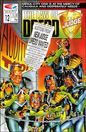 Law of Dredd 12-A