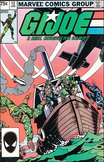 G.I. Joe: A Real American Hero 12-B by IDW