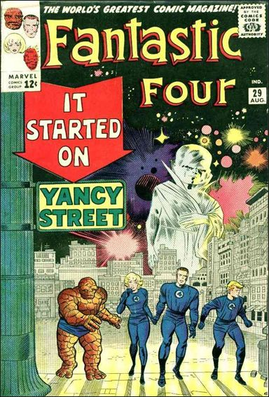 Fantastic Four (1961) 29-A by Marvel