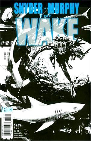 Wake (2013) 2-C by Vertigo