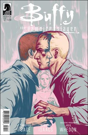 Buffy the Vampire Slayer Season 10 17-A