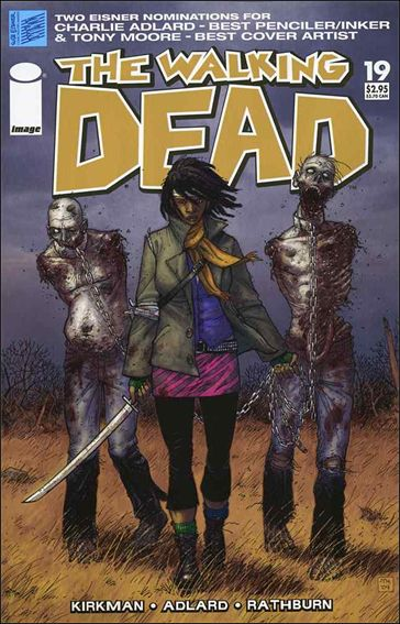 Walking Dead (2003) 19-A by Skybound Entertainment
