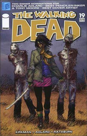 Walking Dead (2003) 19-A