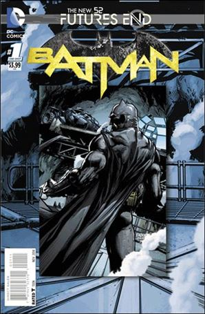 Batman: Futures End 1-A