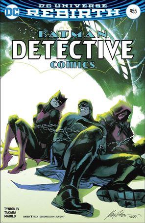 Detective Comics (1937) 955-B