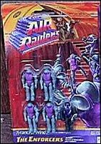 Air Raiders 5-Packs Tyrants of the Wind Sky Troopers (the Enforcers) by Hasbro