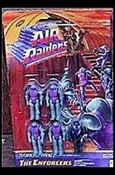Air Raiders 5-Packs Tyrants of the Wind Sky Troopers (the Enforcers)
