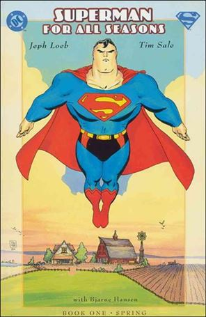 Superman for All Seasons 1-A