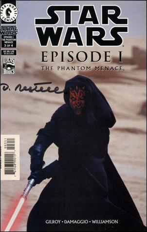 Star Wars: Episode I The Phantom Menace 3-C by Dark Horse