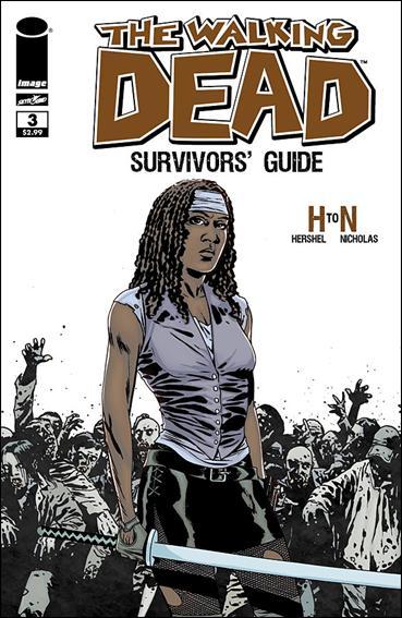 Walking Dead Survivors Guide 3-A by Image