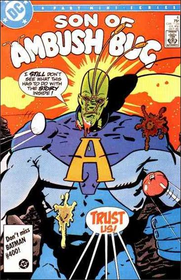 Son of Ambush Bug 4-A by DC