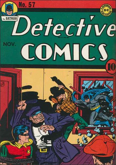 Detective Comics (1937) 57-A by DC