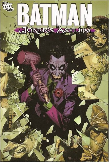 Batman: The Joker's Asylum 1-A by DC