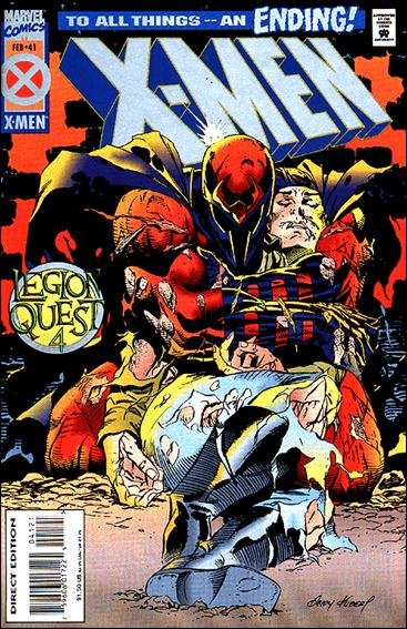 X-Men (1991) 41-B by Marvel