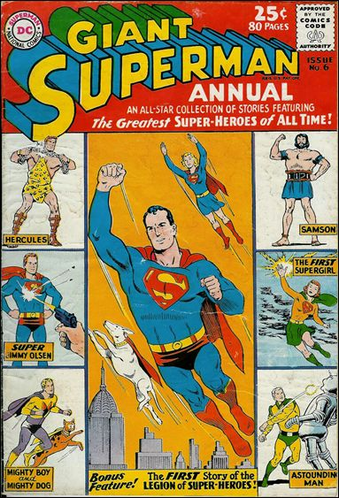 Superman Annual (1960) 6-A by DC