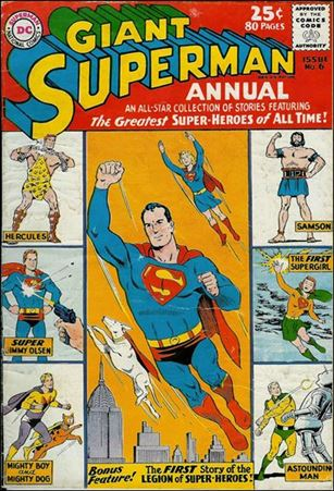 Superman Annual (1960) 6-A