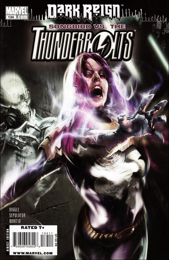 Thunderbolts (1997) 134-A by Marvel