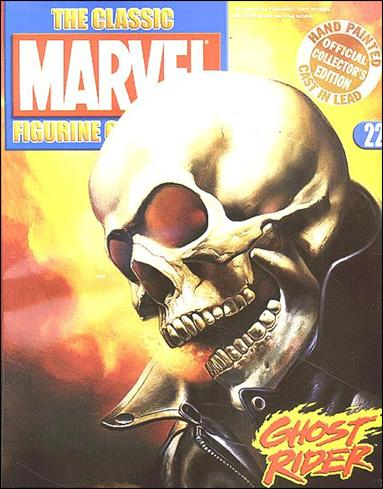 Classic Marvel Figurine Collection (UK) 22-A by Eaglemoss Publications