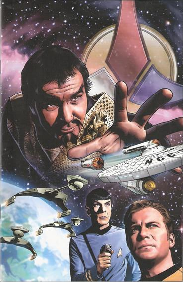 Star Trek: Klingons: Blood Will Tell 1-D by IDW