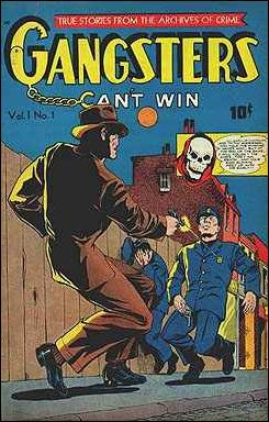 Gangster's Can't Win 1-A by D.S. Publishing