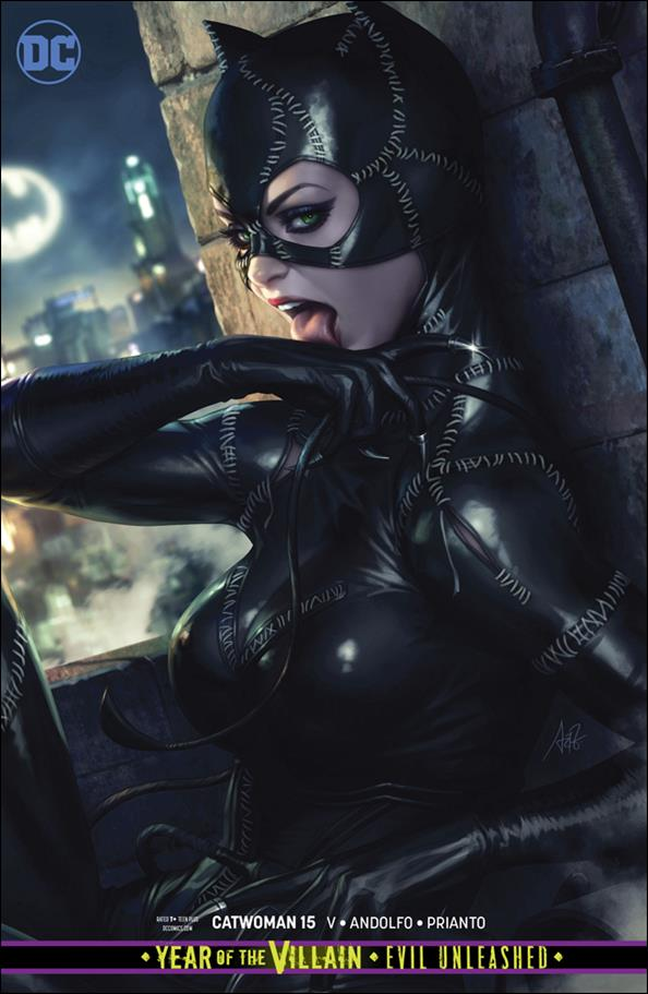 Catwoman (2018) 15-B by DC