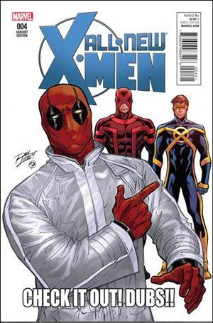 All-New X-Men (2016) 4-B