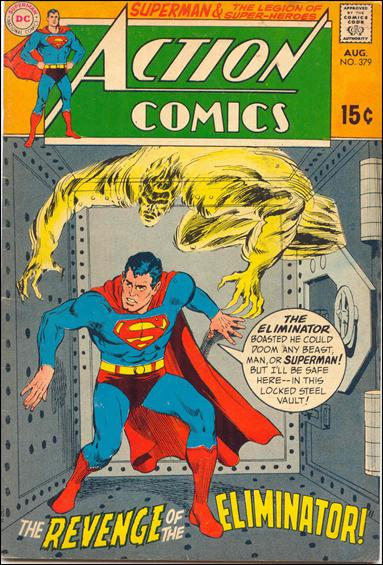 Action Comics (1938) 379-A by DC