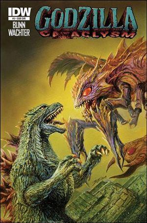 Godzilla: Cataclysm 3-B