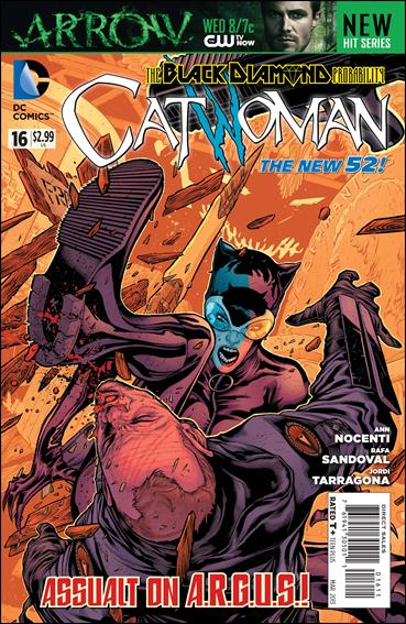 Catwoman (2011) 16-A by DC