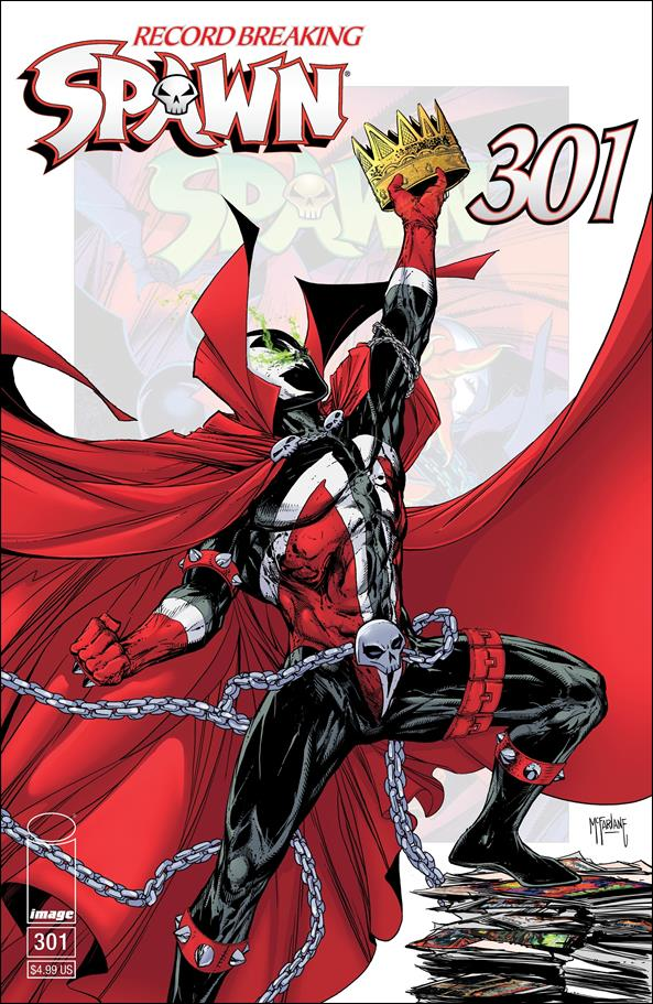 Spawn 301-A by Image