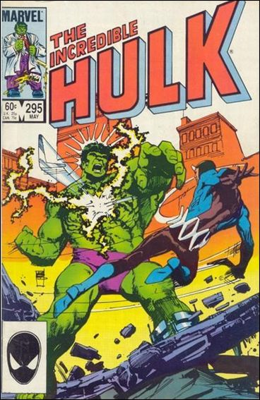 Incredible Hulk (1968) 295-A by Marvel