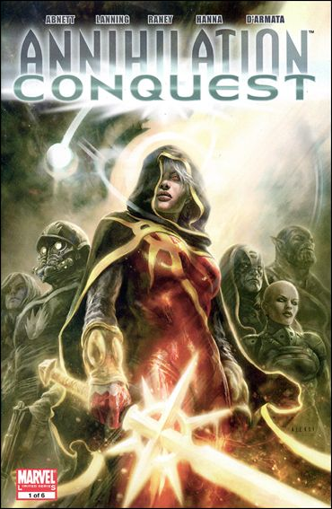 Annihilation: Conquest 1-A by Marvel