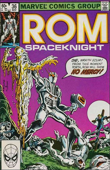 ROM 36-A by Marvel